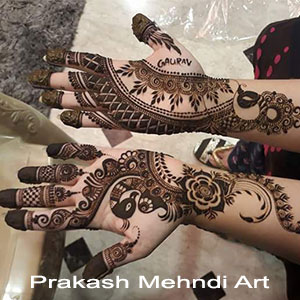 Bridal Mehandi Designer South Delhi