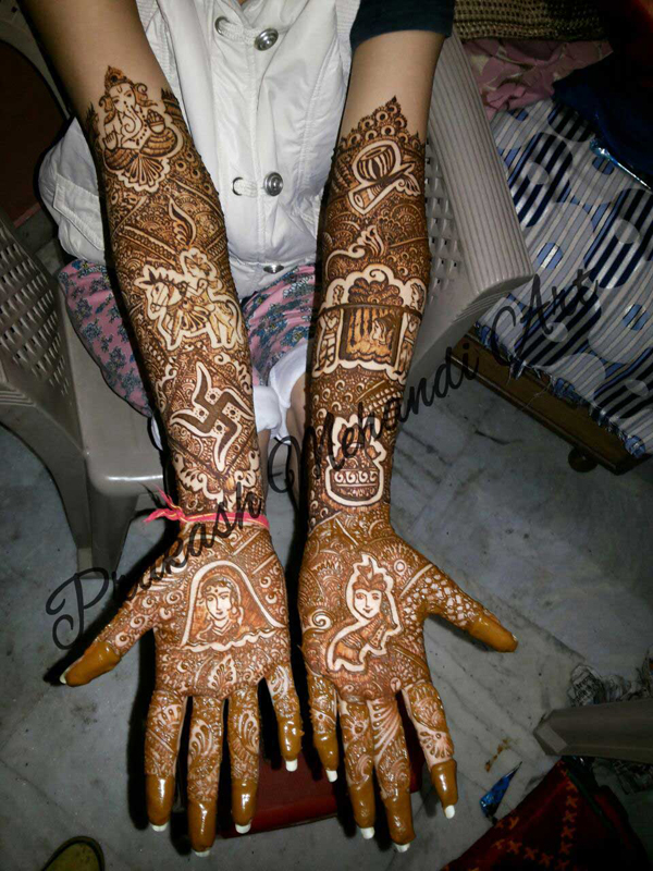 Best Mehandi Noida, Best Mehandi designer in Delhi