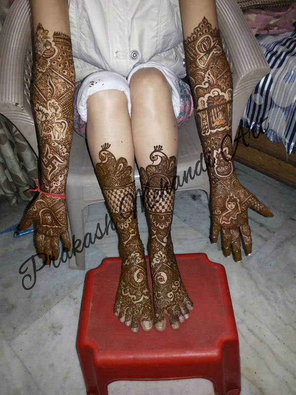 Bridal Mehandi Designer Connaught Place